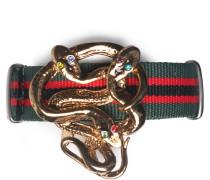 Armband Candy Snake Mit Schmucksteinbesatz