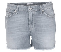 Jeans-shorts Slouchy Cool Grey