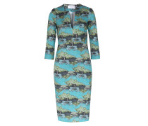 Kleid Lavinia Mit Elefanten-print