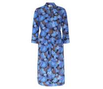 Kleid Elanor mit Schirmen-Print