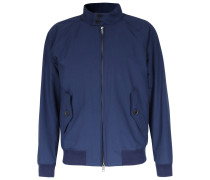 Blouson G9 Harrington Jacket mit Baumwolle Royal Blue