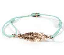 Armband Small Feather Gold