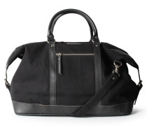 Weekender Jordan Aus Canvas Black