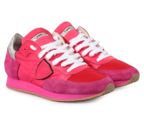 Sneakers Tropez Low Neon Pink