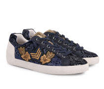Sneakers Nax Arms mit Muster Dunkelblau
