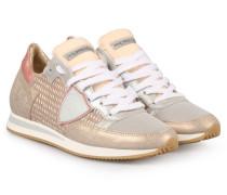 Sneakers Tropez Trld Metallic Rosé