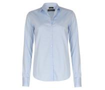 Business-bluse Tilda Shirt Light Blue