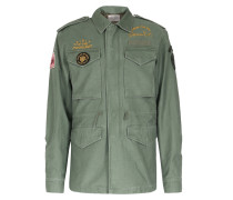 Military Land M65 Jacke Army Green
