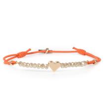 Armband Real Love Gold Orange