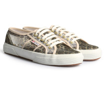 Sneakers Animal Net Braun Leo