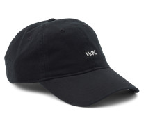 Cap Low Profile mit Logo-Stitching Black
