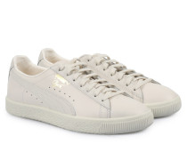 Sneakers Clyde Natural Star White