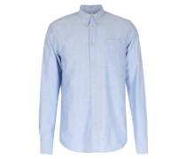 Baumwollhemd Skyway Mit Button-down-kragen