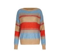 Pullover Mit Multicolour-streifen