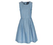 Kleid Pocket Dress Hellblau