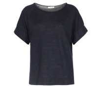 Boxy-shirt In Night Blue