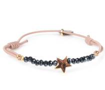 Armband Real Star Gold Taupe