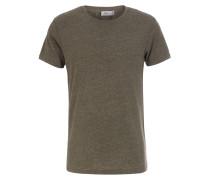 T-Shirt Meliert Olive