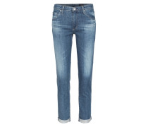 Jeans The Stilt Roll-up Mid Blue