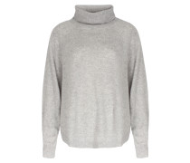 Cashmere-rollkragenpullover Light Grey