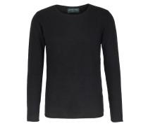 Pullover mit Rollkante aus Alpaka-Mix