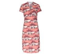Kleid Edita Mit Safari-muster