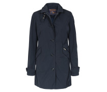 Mantel Travel Coat Dunkelblau