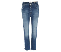 Cropped Jeans Heartbreaker Mid Blue