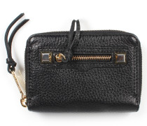 Geldbörse Mini Regan Zip Wallet Black
