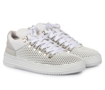 Sneakers Mountain Cut Mesh White