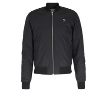 Lightweight-bomberjacke Willie Black