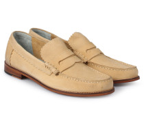 Slipper Ashley Beige Nubuck