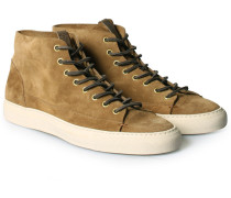 Veloursleder-sneaker Tanino High-top Smog
