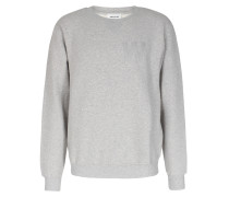 Sweatshirt Houston Grey Melange