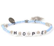 Armband Hope Blue/grey