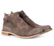 Veloursleder Boots