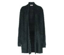 Langer Cardigan Dark Green