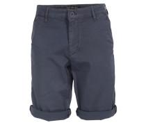 Baumwoll-shorts Brink Dunkelblau