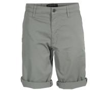 Baumwoll-Shorts Brink Mittelgrün