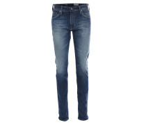 Jeans Tellis Denim 360° Dunkelblau