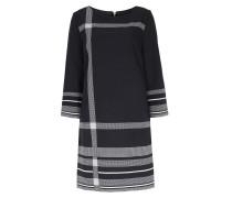 Kleid A-linie Mit Grafischem Print