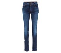 Slim Jeans J688 Comfort 002 Dark Blue Washed