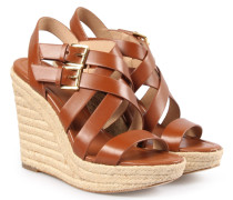 Wedges Joseline In Flecht-optik
