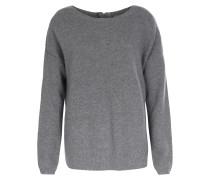 Pullover mit Zipper-und Schlitz-Details