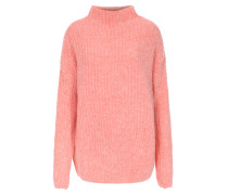Strickpullover Troy the Turtleneck Salmon Melange