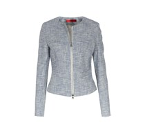Blazer Azire In Tweed-optik