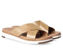 Sandalette Kari Gold