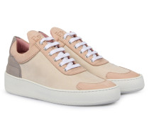 Sneakers Low Top All Suede Creme