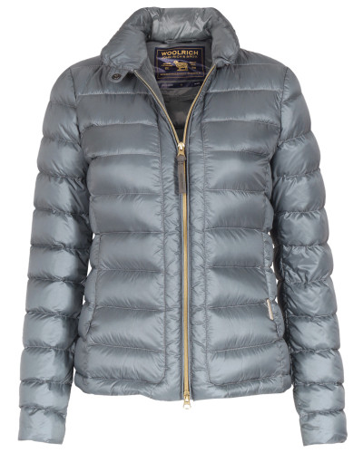 woolrich damen woolrich light daunenjacke sundance jacket silver damen farbe silberblau reduziert. Black Bedroom Furniture Sets. Home Design Ideas
