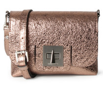 Mini-crossbody-bag Rosé-metallic